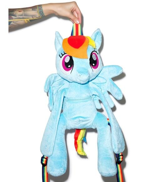 Rainbow Dash Backpack