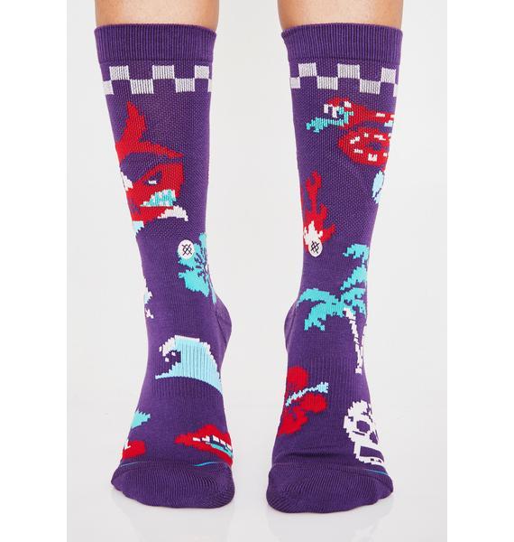 Stance Homemade Socks
