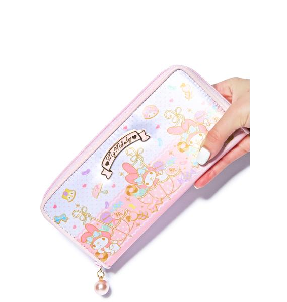Sanrio My Melody Cookie Wallet
