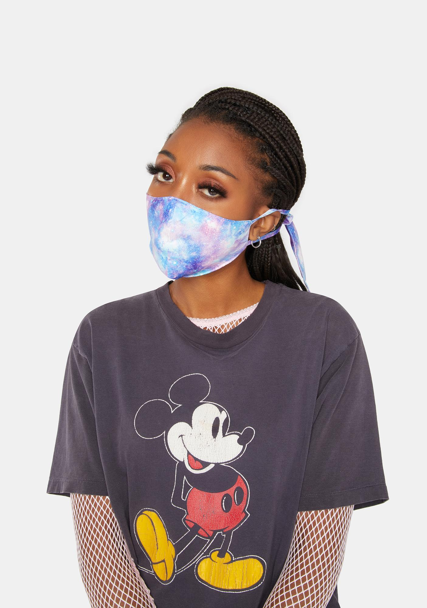 Give Me Space Face Mask