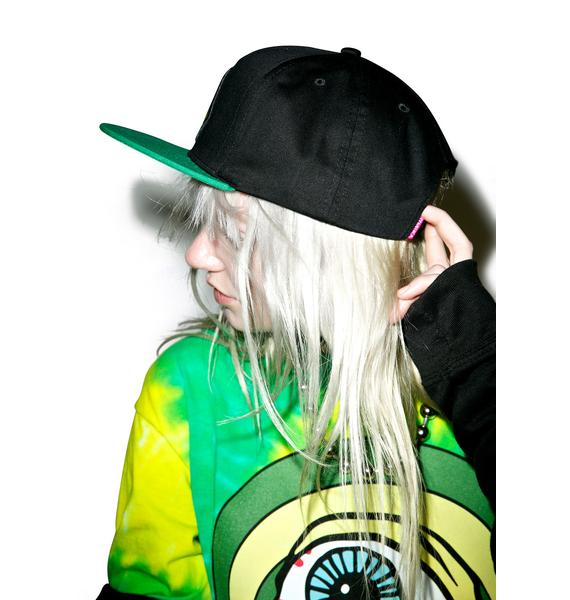 Mishka Sick Sad Keep Watch Snapback
