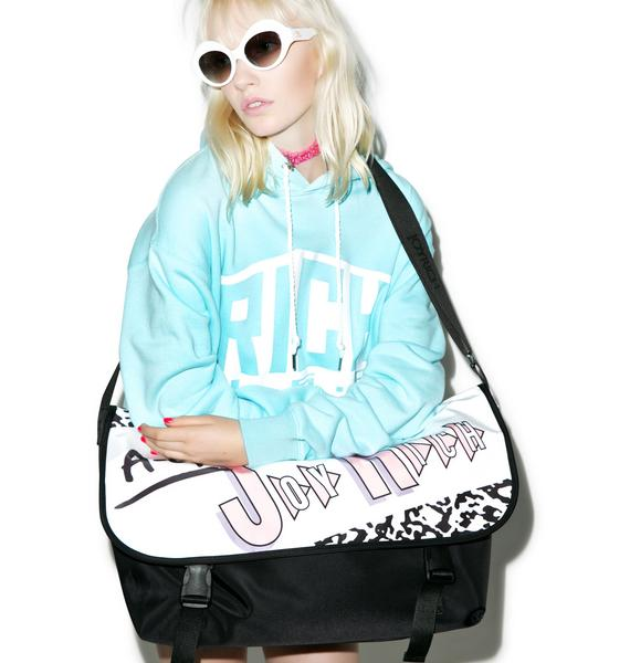 Joyrich Invitation Messenger Bag