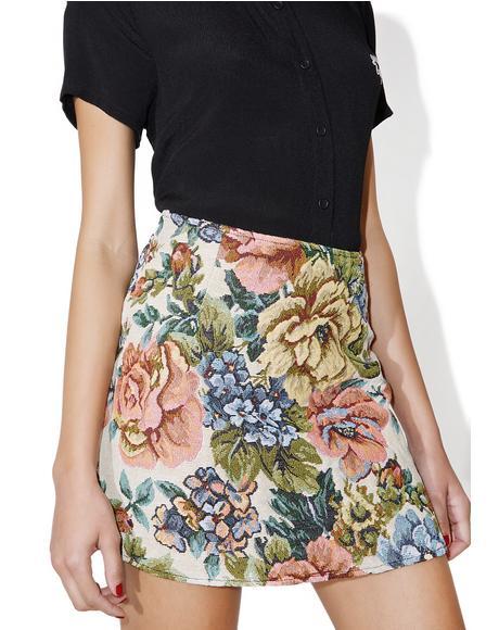 Rose Annie Skirt