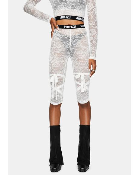 Angel Lace Leggings