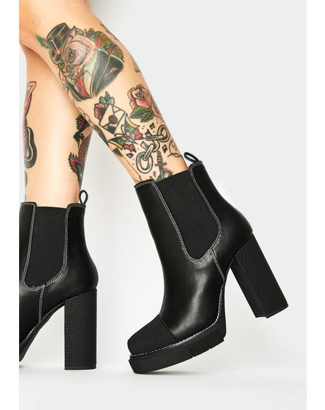 Antix Ankle Boots