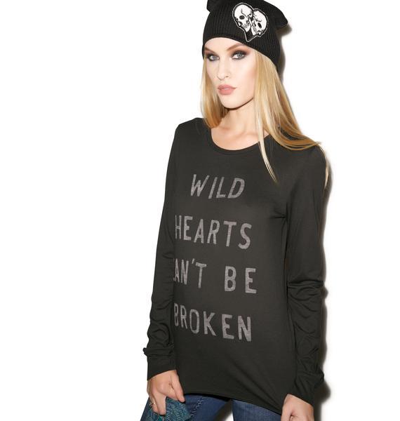 Zoe Karssen Wild Hearts Long Sleeve