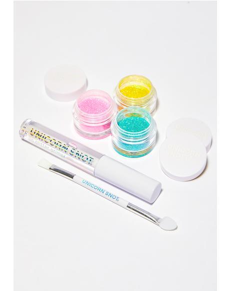 Lip Glitter Kit