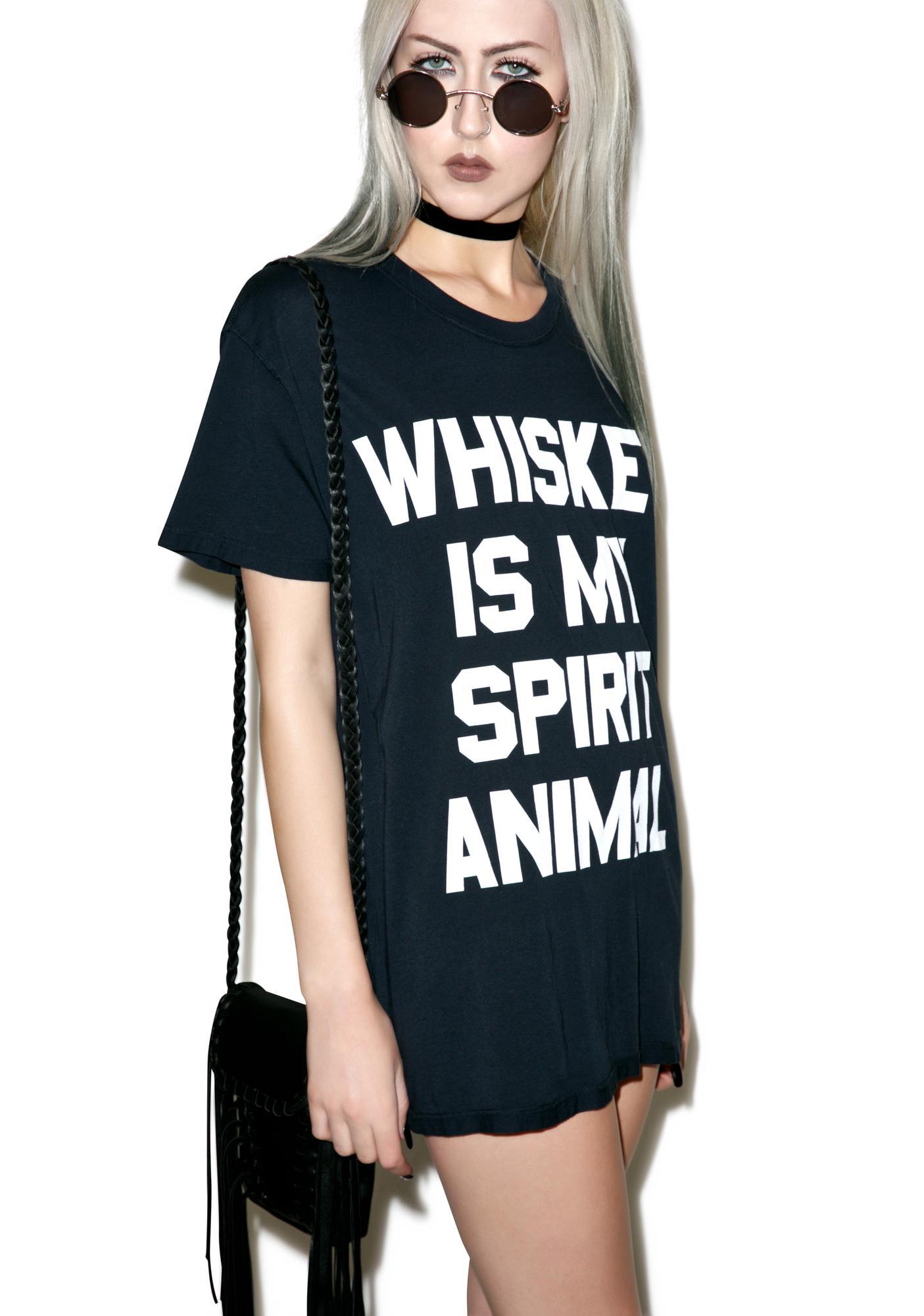 Jac Vanek Spirit Animal Perfect Tee