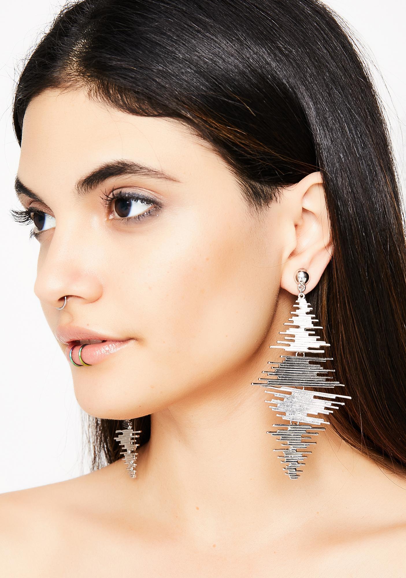 Shook Up Earrings