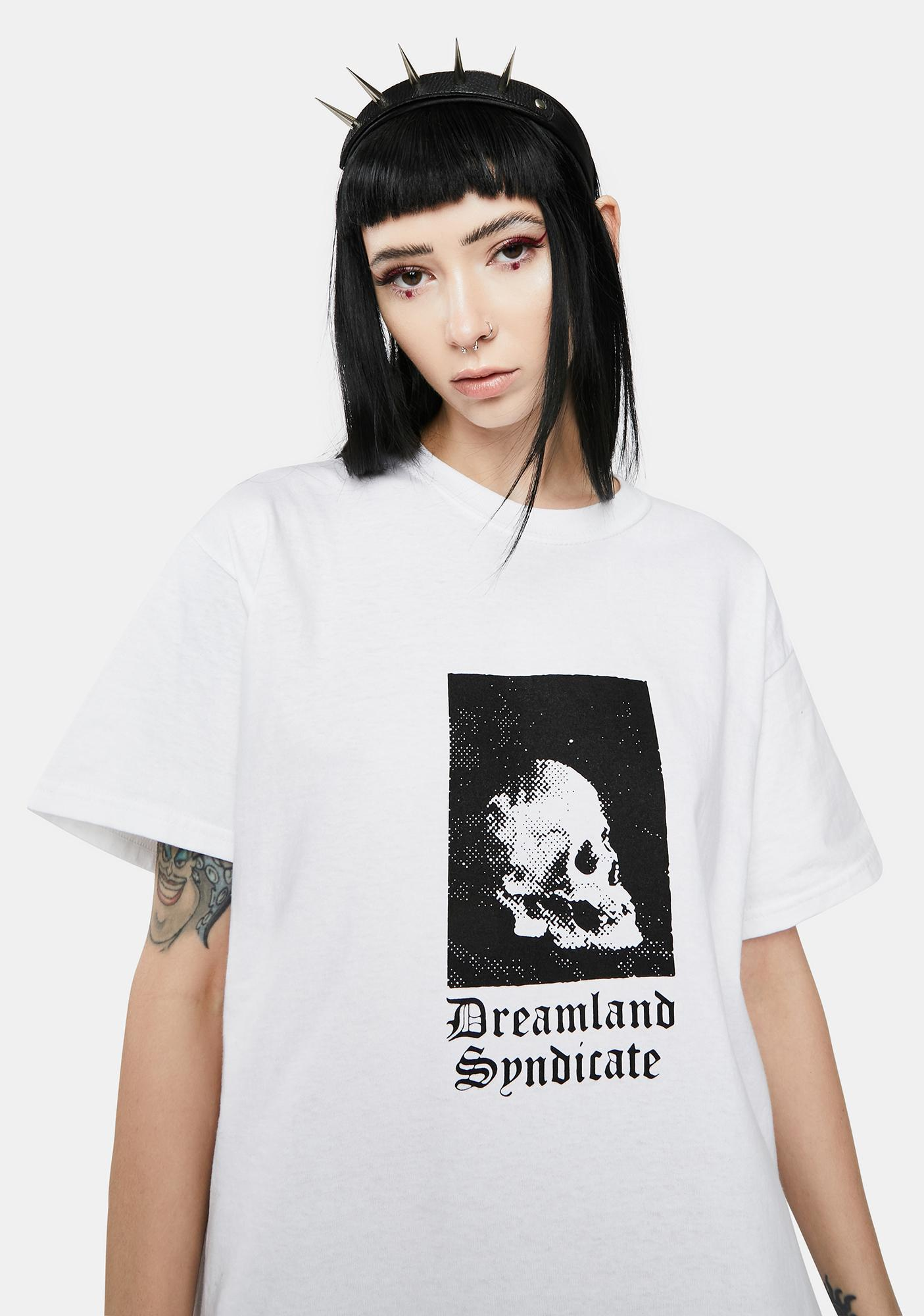 Dreamland Syndicate Vanitas Graphic Tee