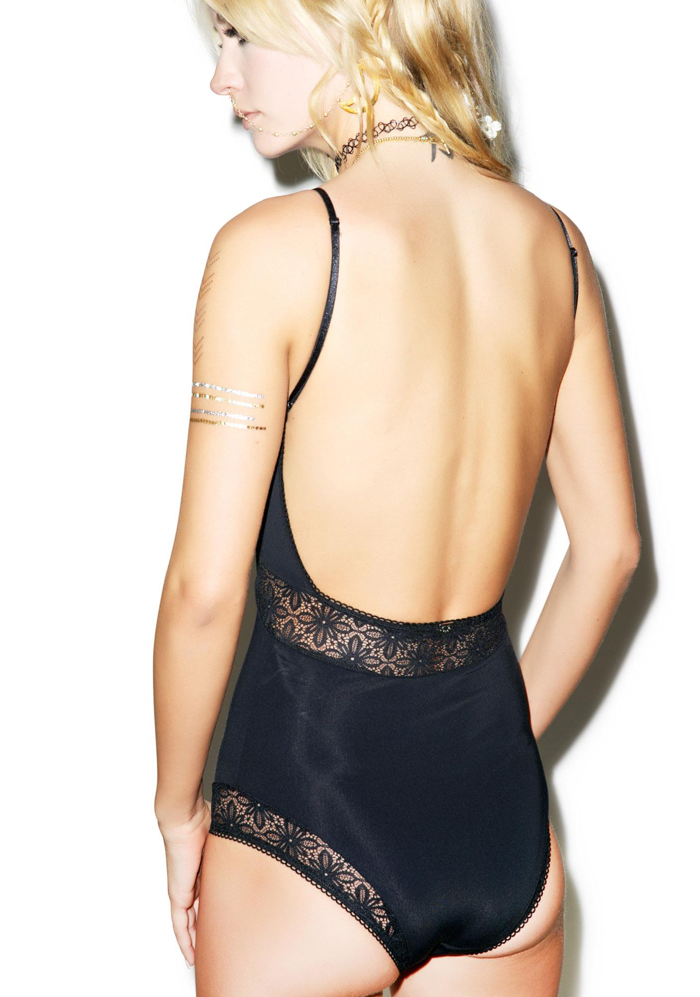 For Love & Lemons Iris Bodysuit