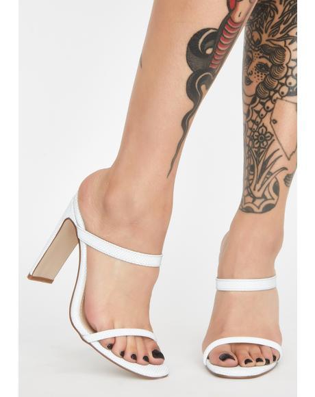 Grace Reflective Heels