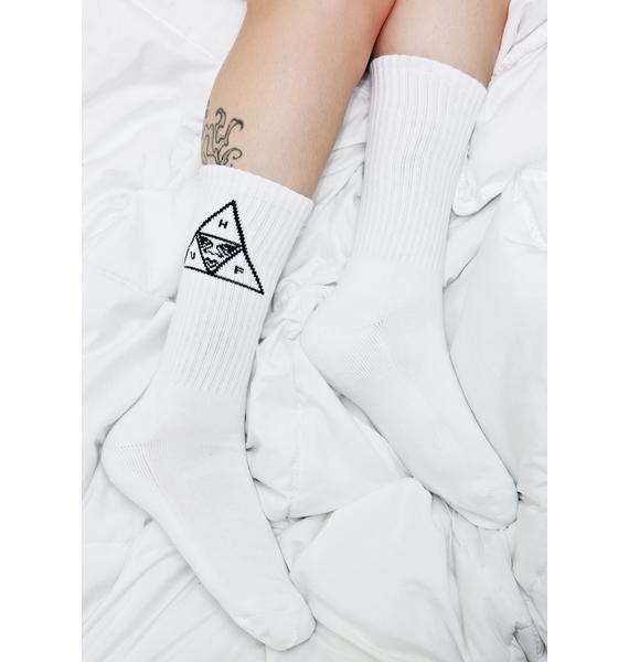 HUF HUF X Obey Crew Socks