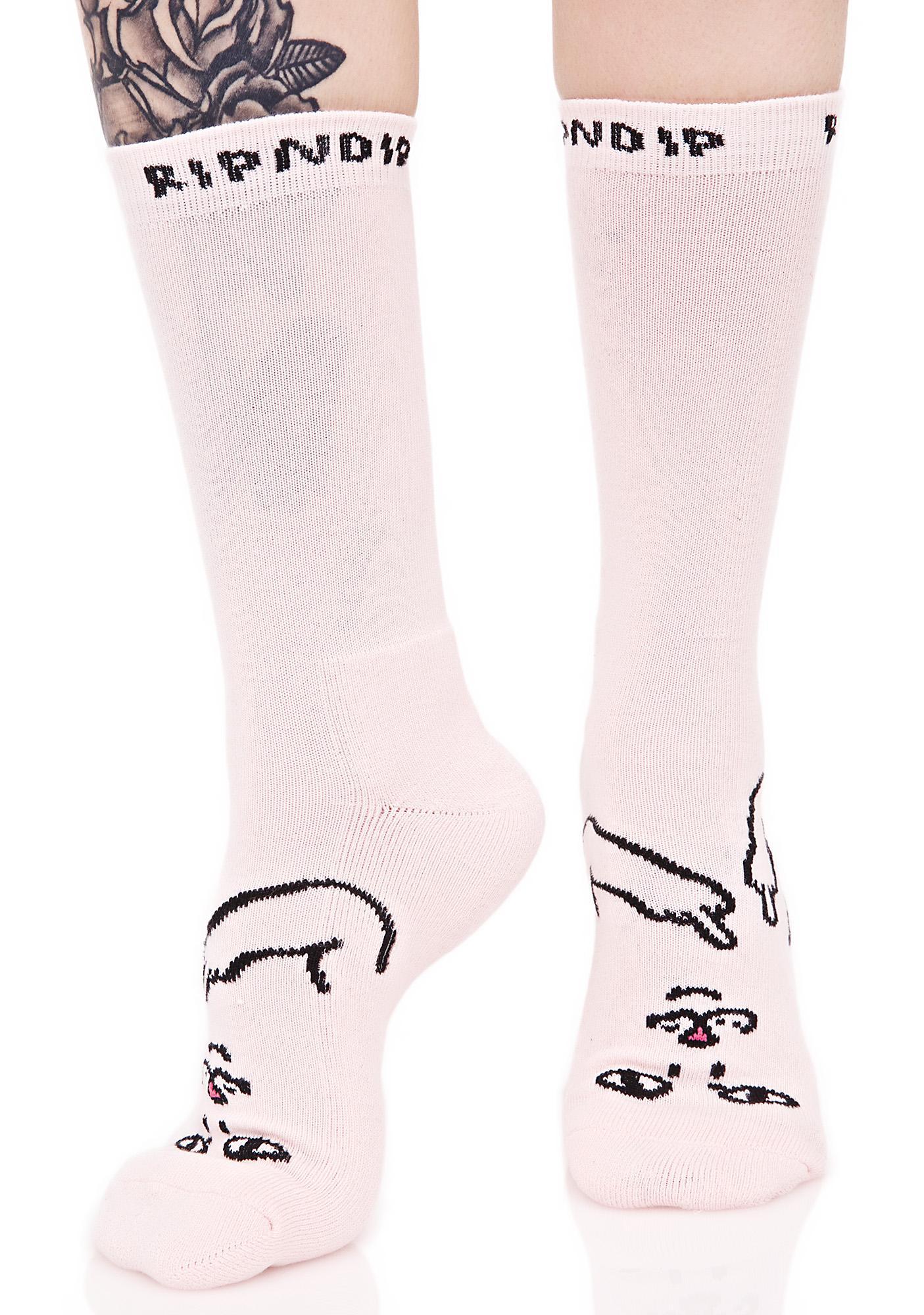 RIPNDIP Nermal Twins Socks