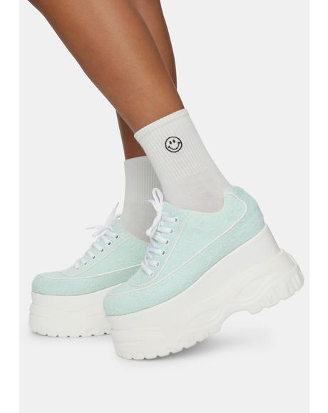 The Deep End Platform Sneakers