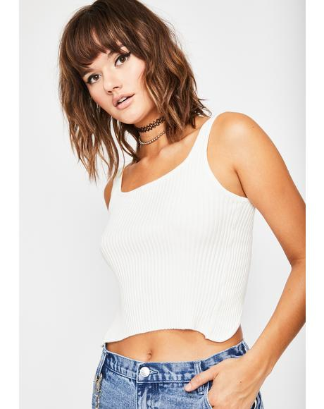 Back In Session Tank Top