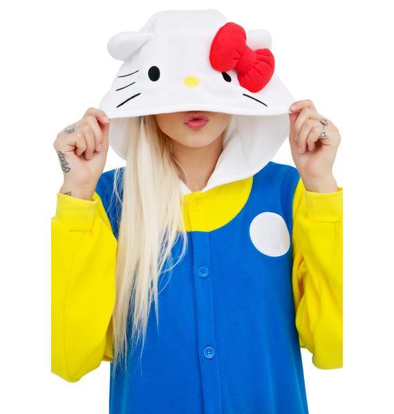 Sazac Classic Hello Kitty Kigurumi