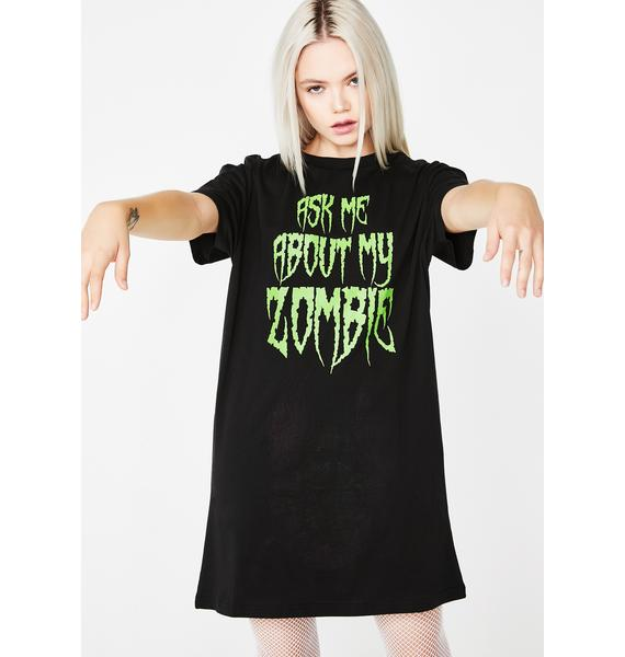 Dolls Kill Undercover Zombie Flip Tee