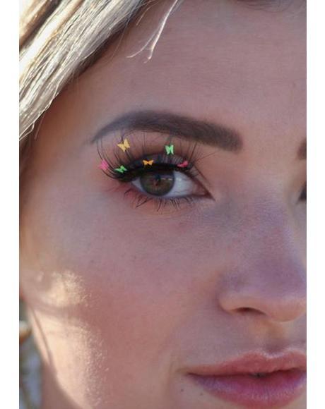 Flutter Neon XL Lashes