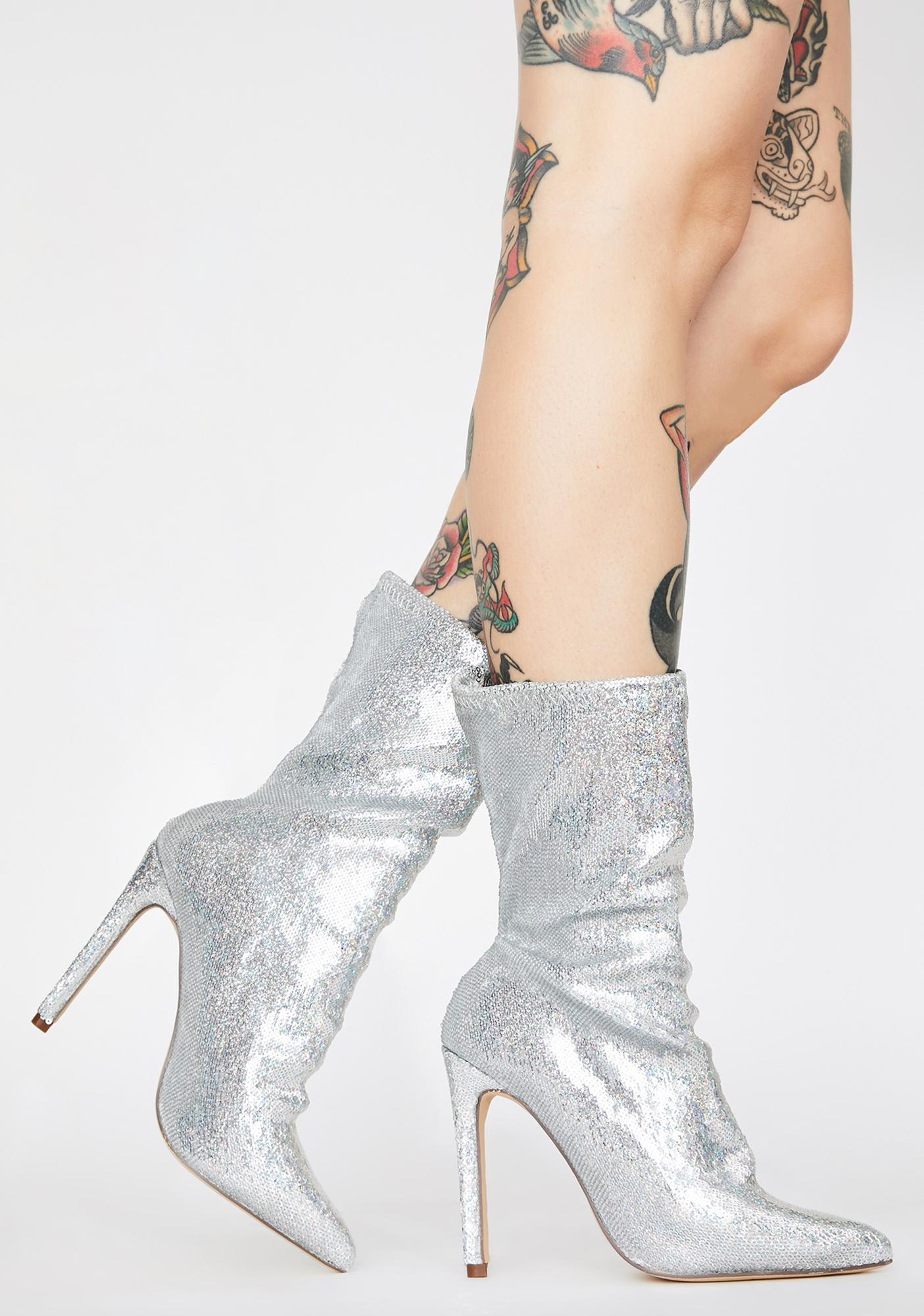 Solo Debut Ankle Booties