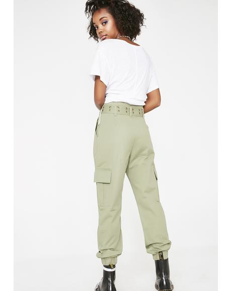 Come Thru Jogger Pants