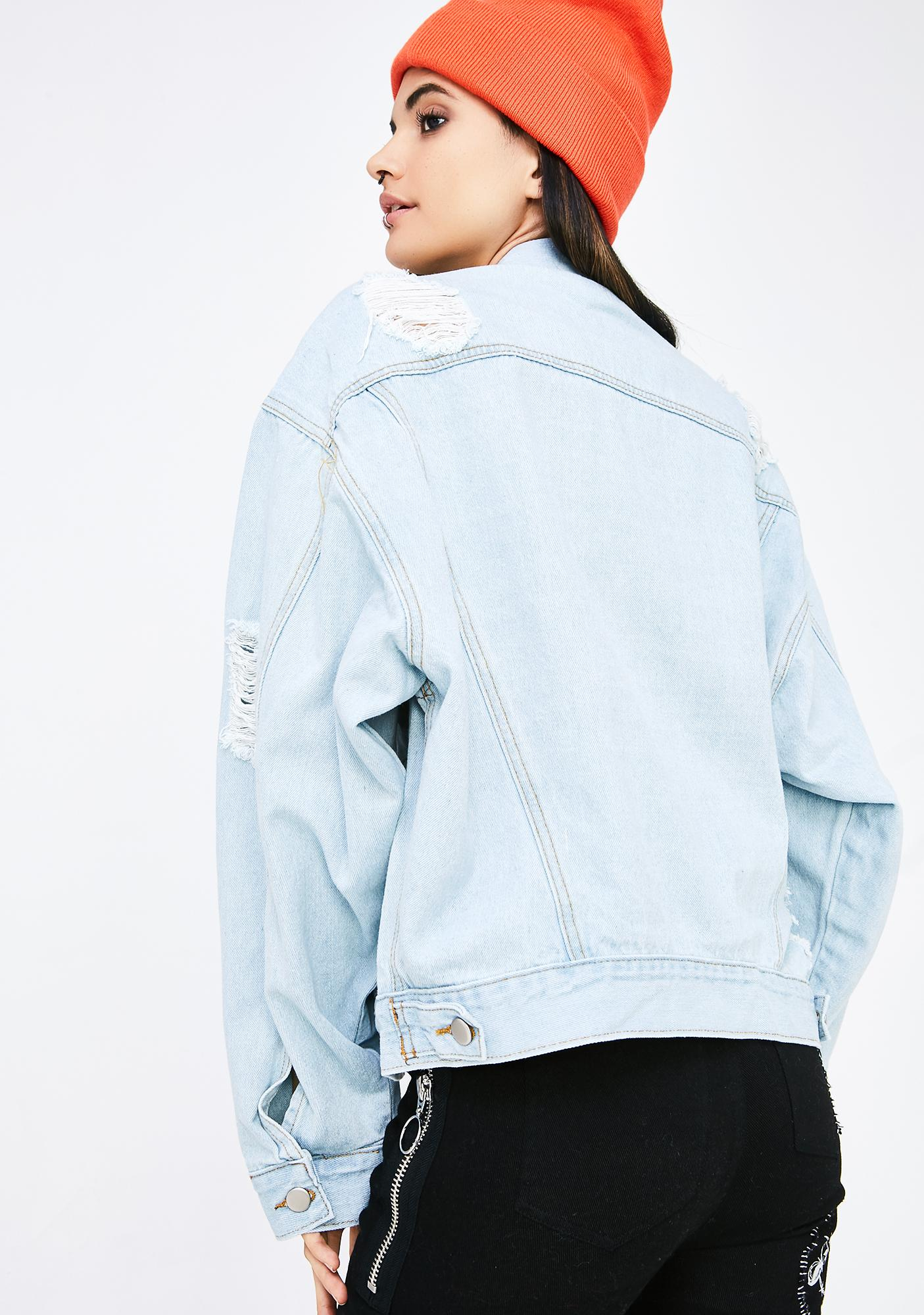 Dominant Jean Denim Jacket
