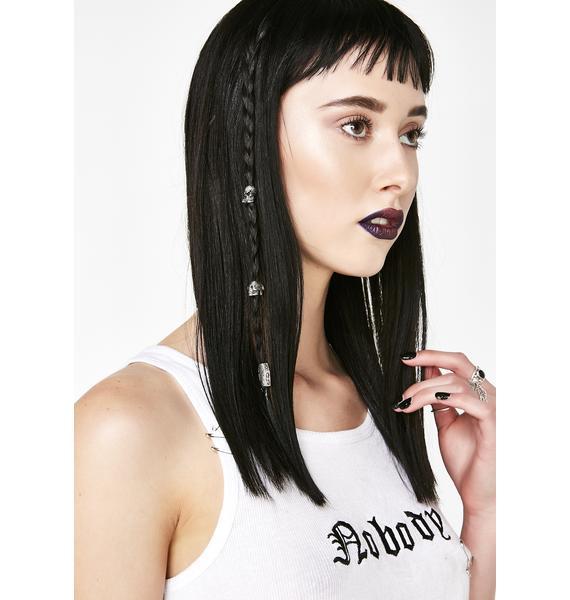 Death Upon U Hair Beads