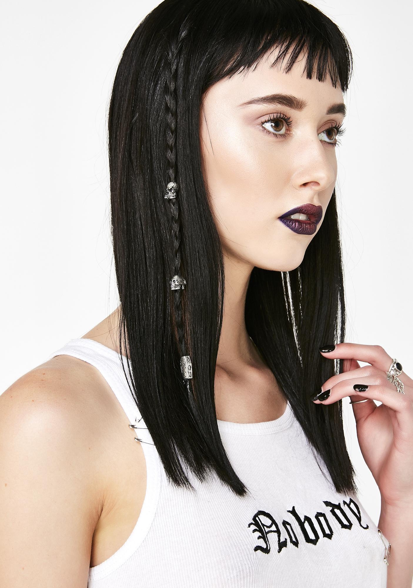 Alchemy England Death Upon U Hair Beads