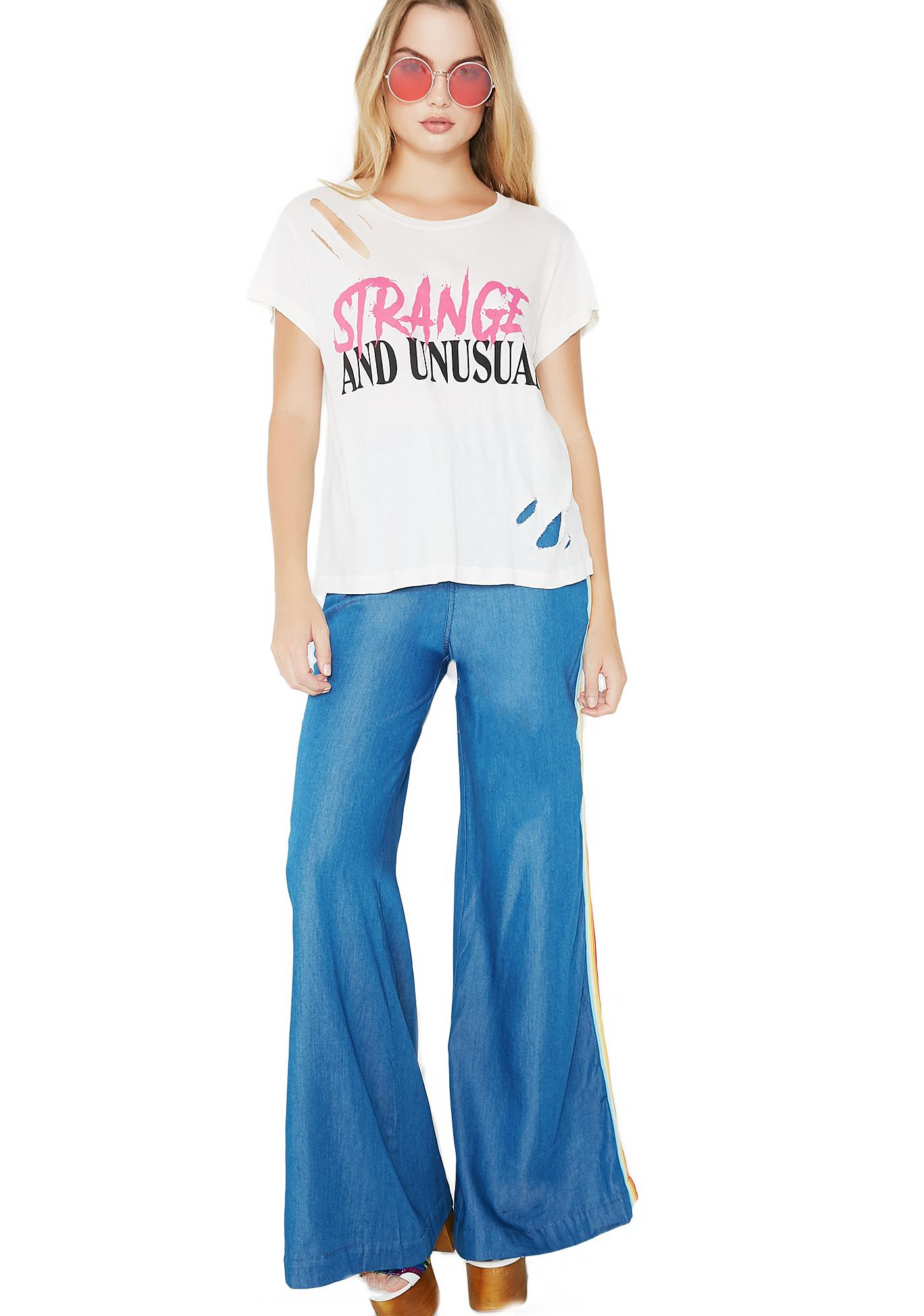 Wildfox Couture Strange & Unusual Tee