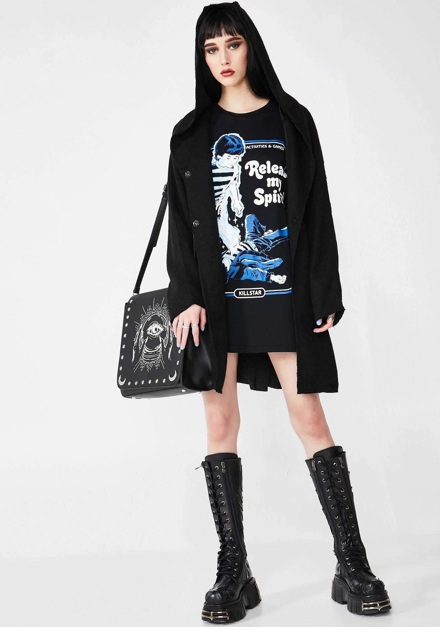 Killstar Release My Spirit T-Shirt