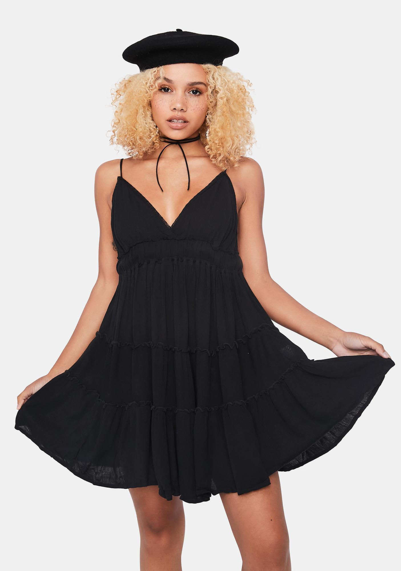 Always Flirty Mini Dress