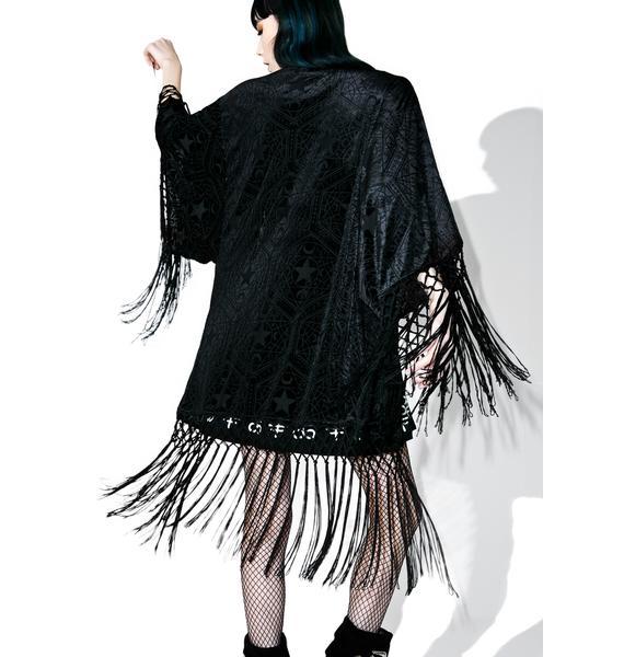 Killstar Stargazer Kimono