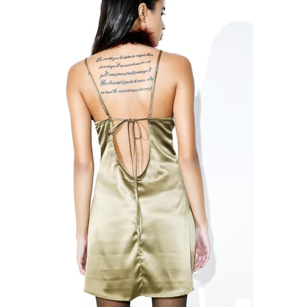Chardonnay Slip Dress