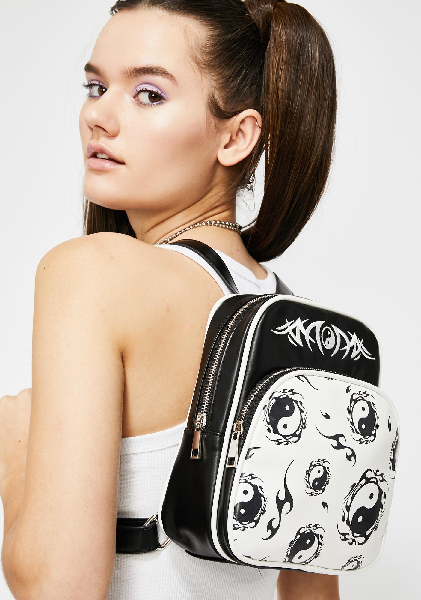 HOROSCOPEZ Divine Realm Mini Backpack