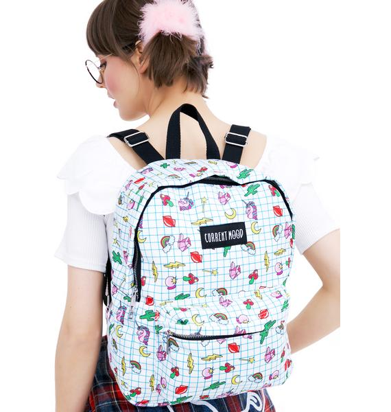 Current Mood Graphdoodle Backpack