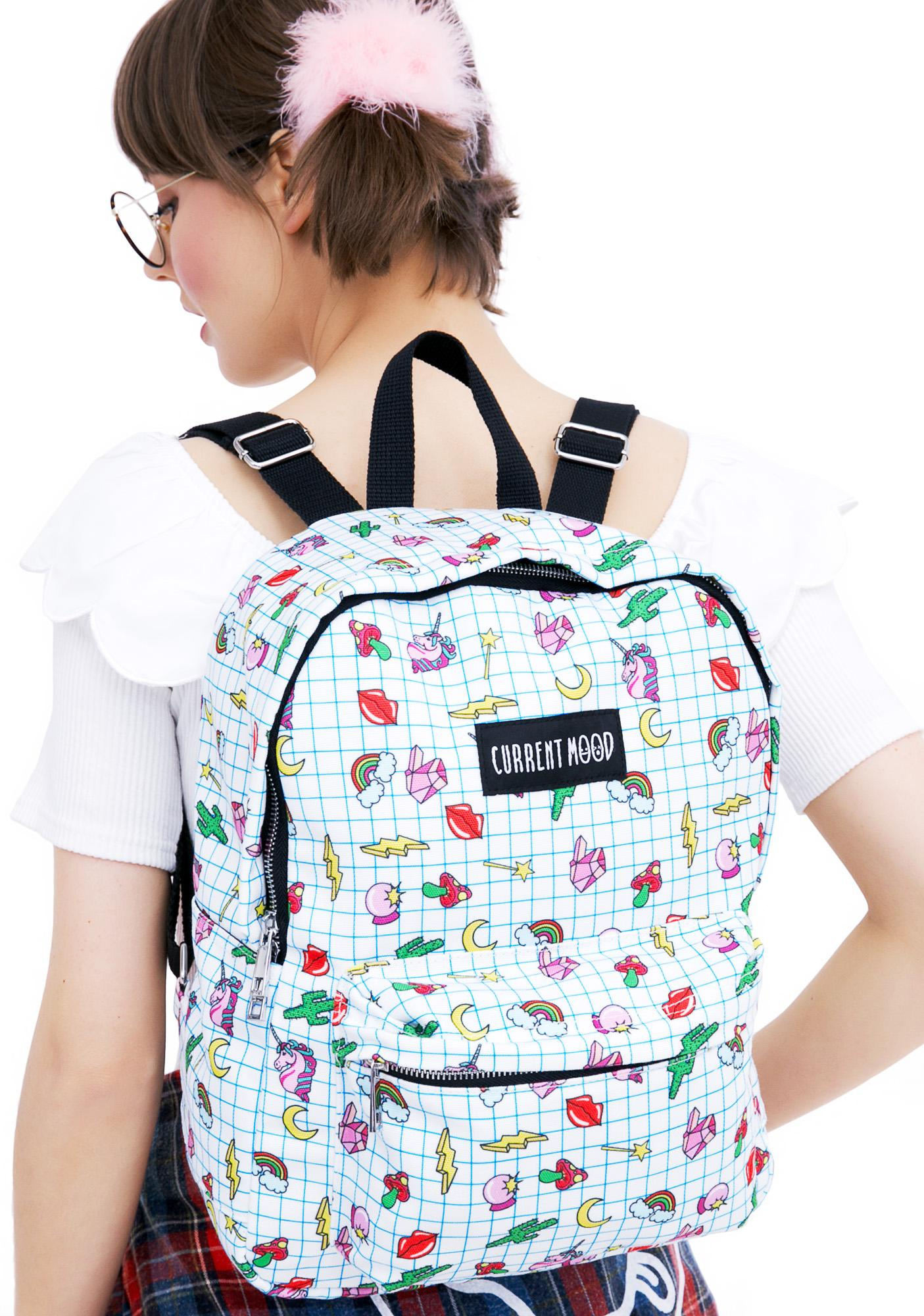 Current Mood Graphdoodle Backpack