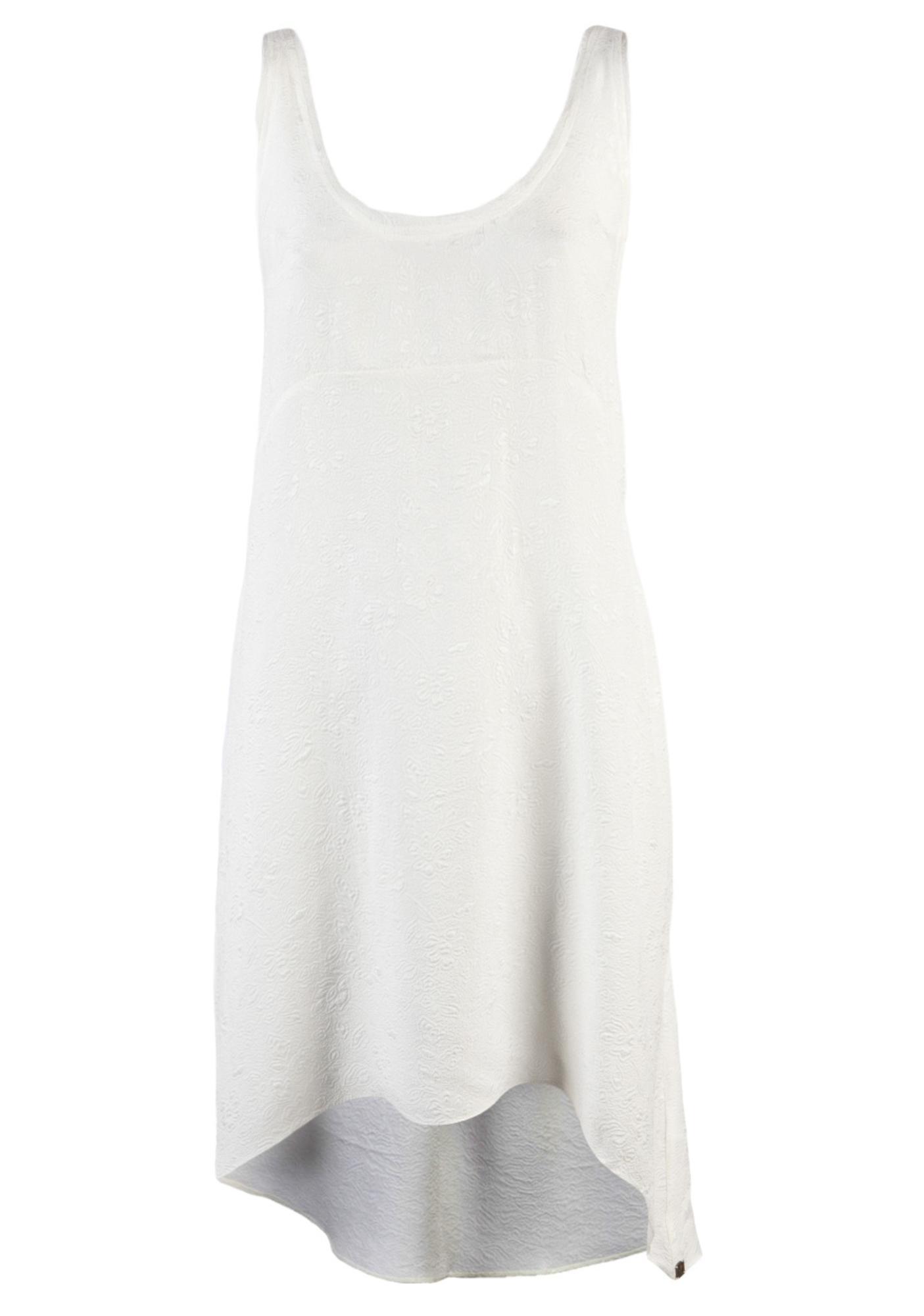 One Teaspoon Rose Silk Slip Dress