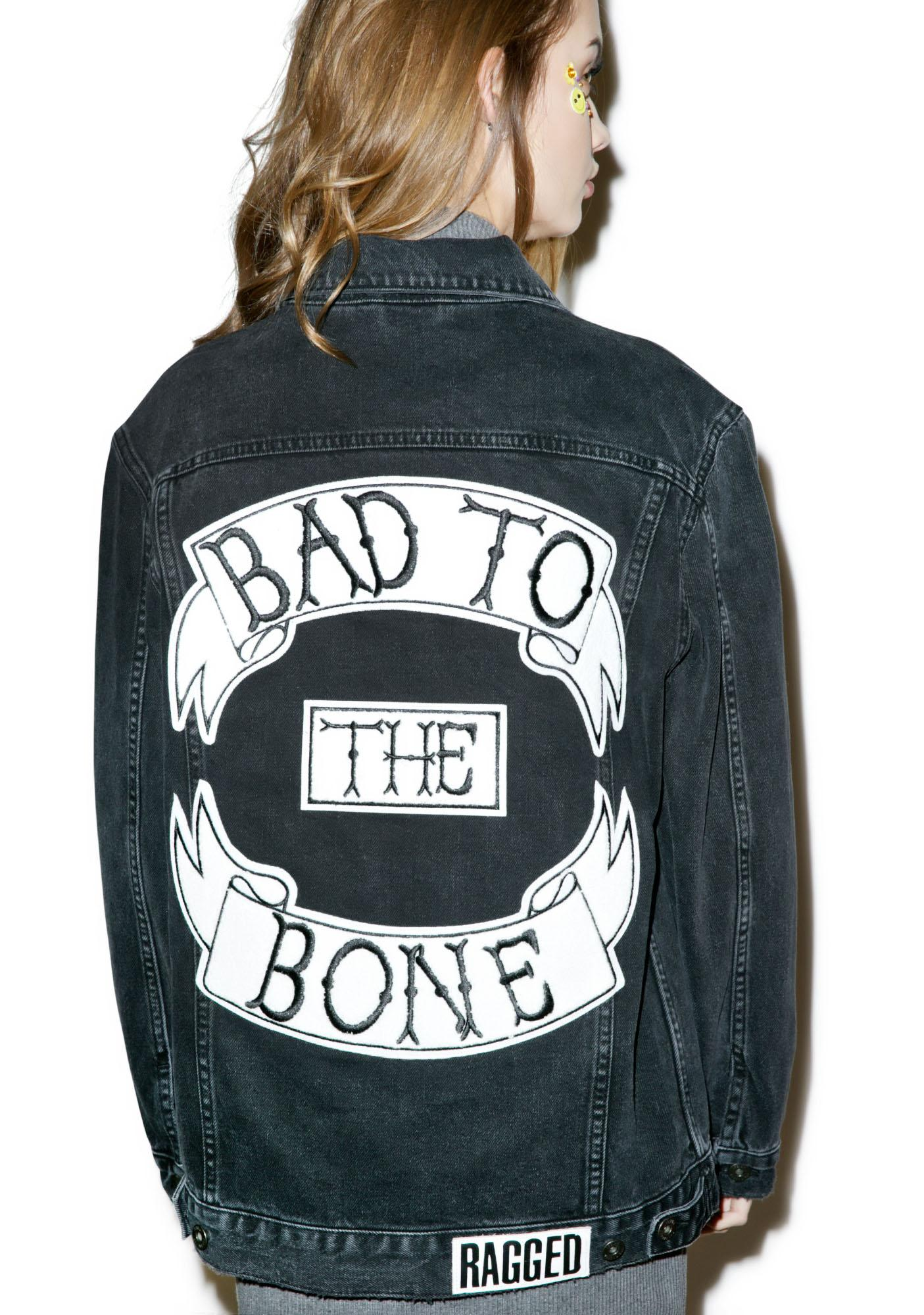 The Ragged Priest Bad To The Bone Jacket