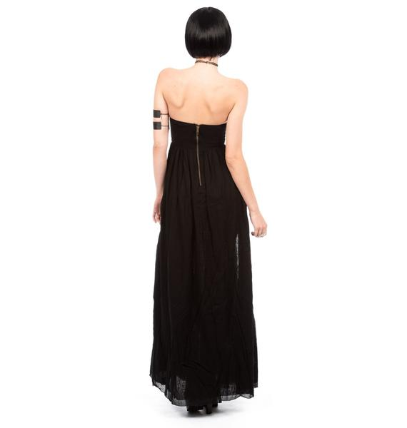 One Teaspoon Goldrush Maxi Dress
