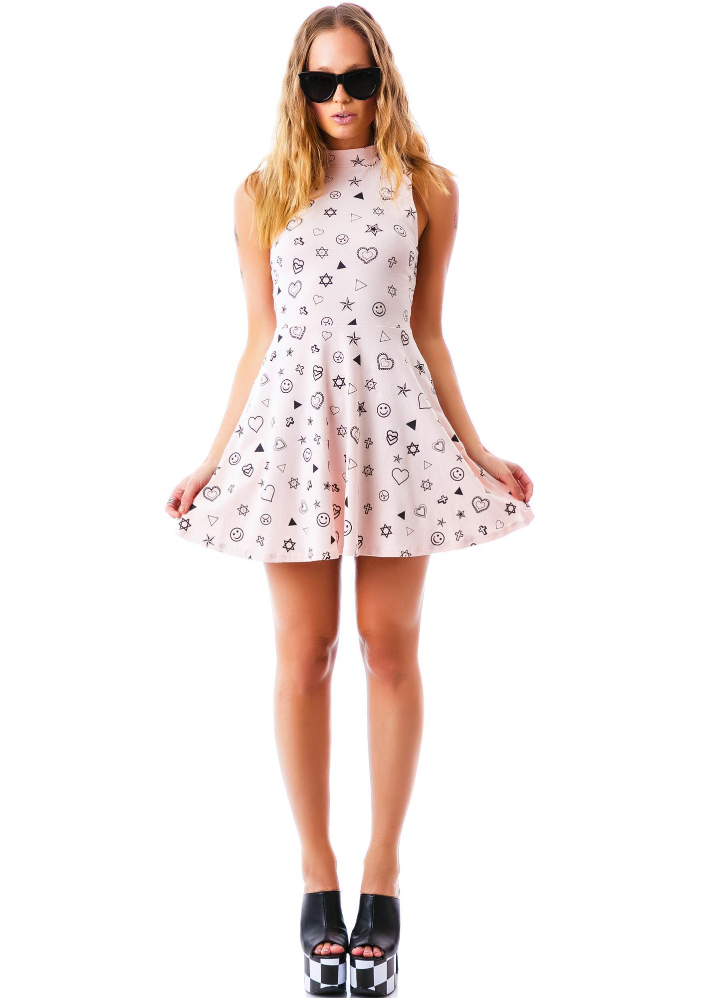 United Couture Basic Bitch Sugar Doll Dress