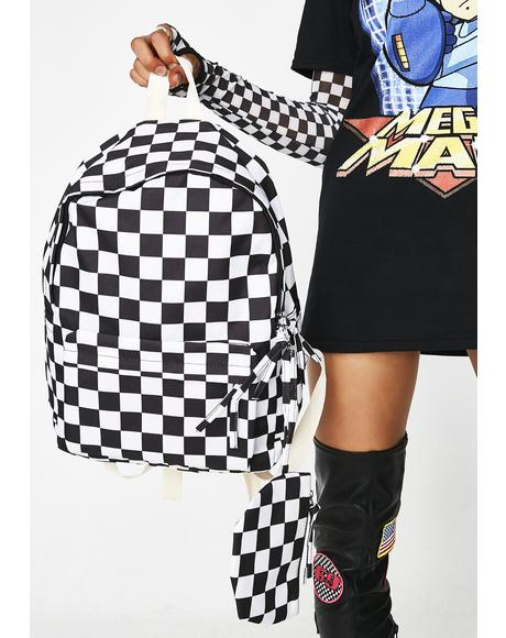 Checkkk It Backpack