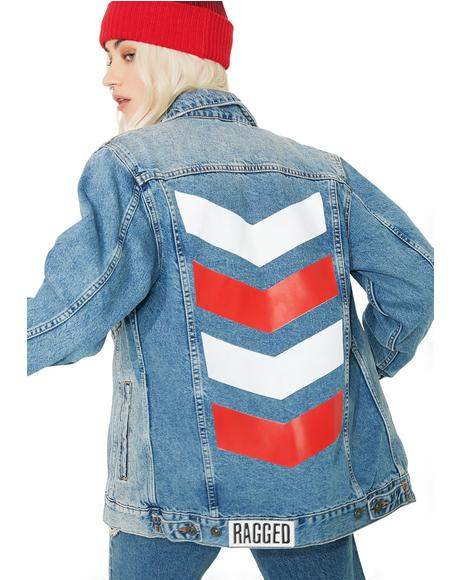 Hurdle Denim Jacket