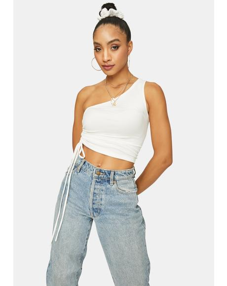 How Will I Know Crop Top