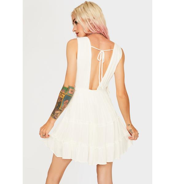 Save Some Time Mini Dress