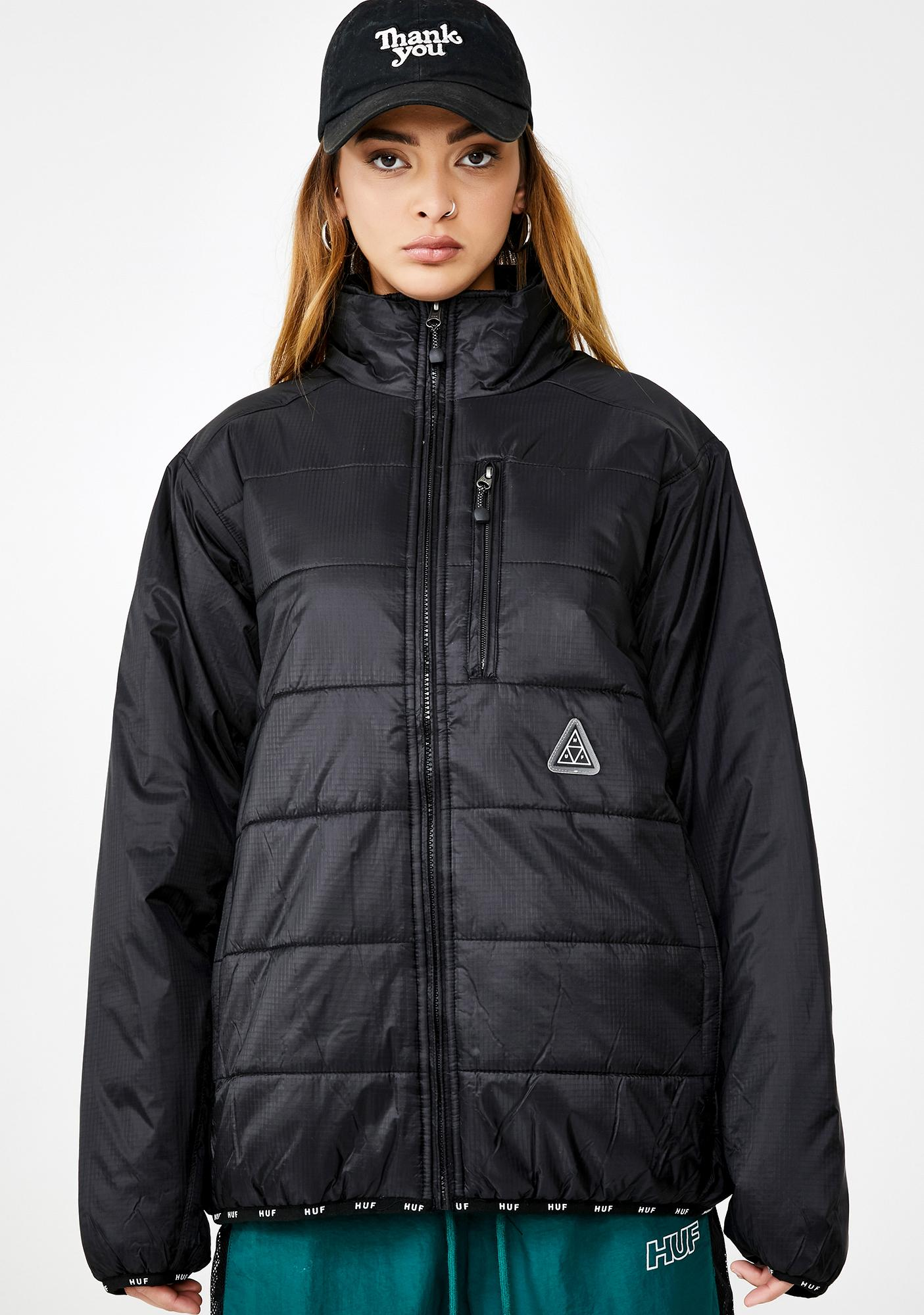 HUF Geode Puffy Jacket