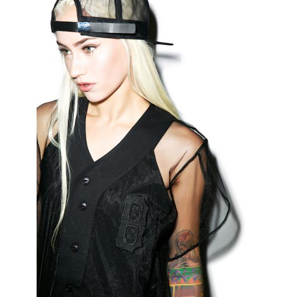 Black Scale Coolbrith Baseball Jersey