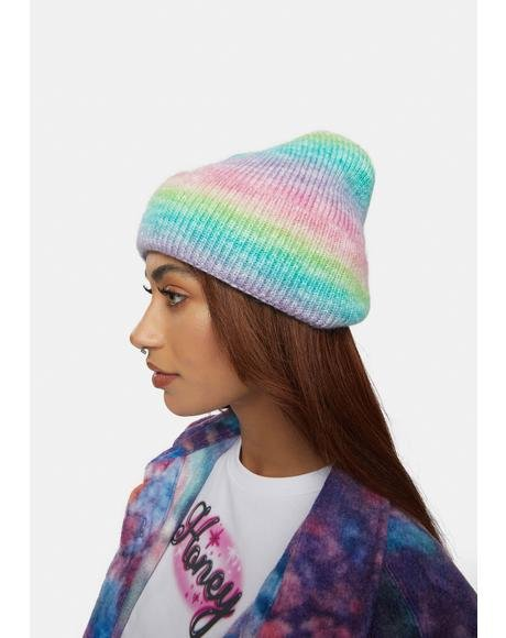 Atomic Second That Emotion Knit Beanie