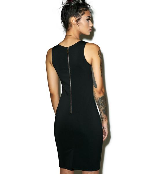 Notorious Corset Bodycon Dress