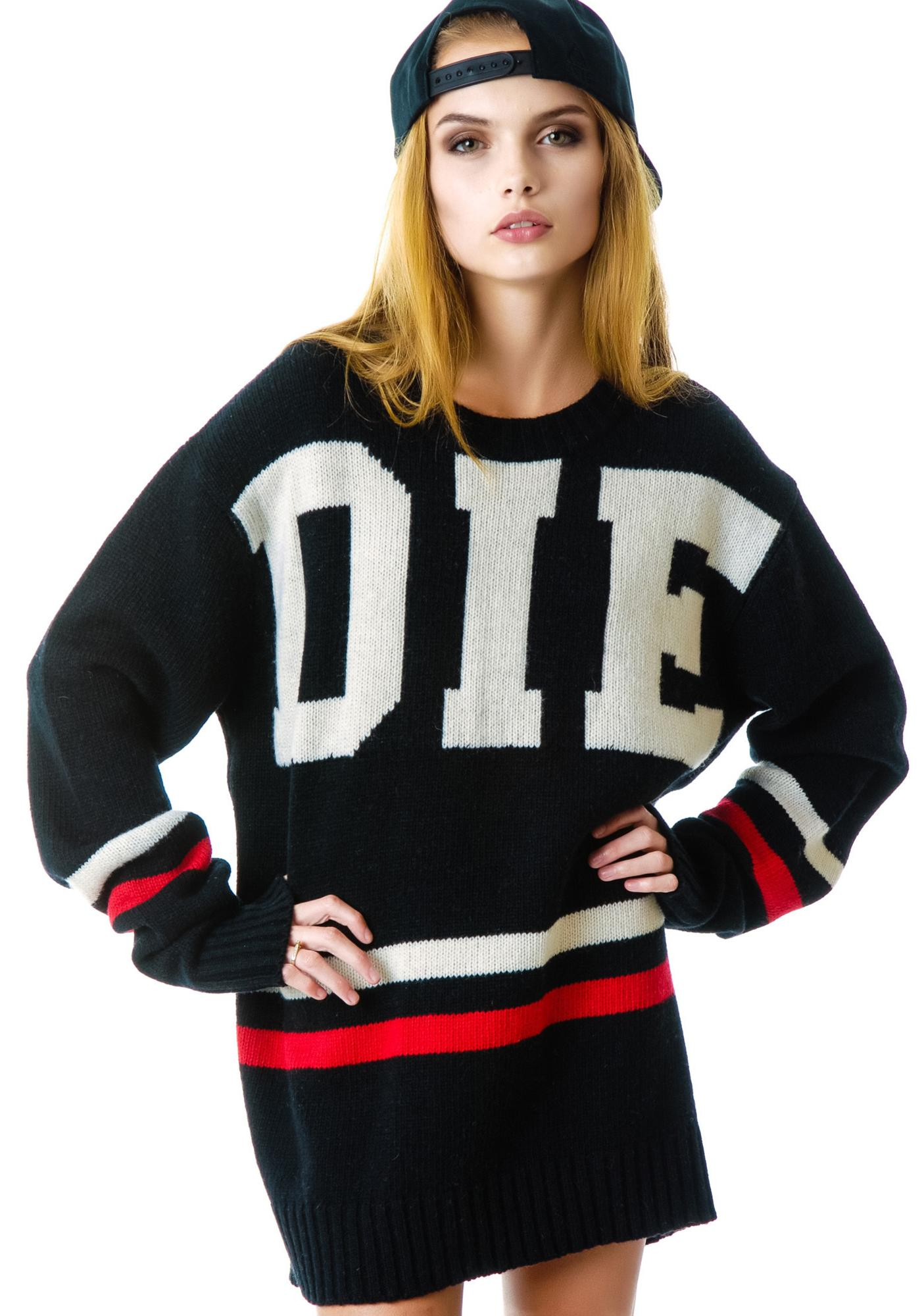 UNIF Die Sweater
