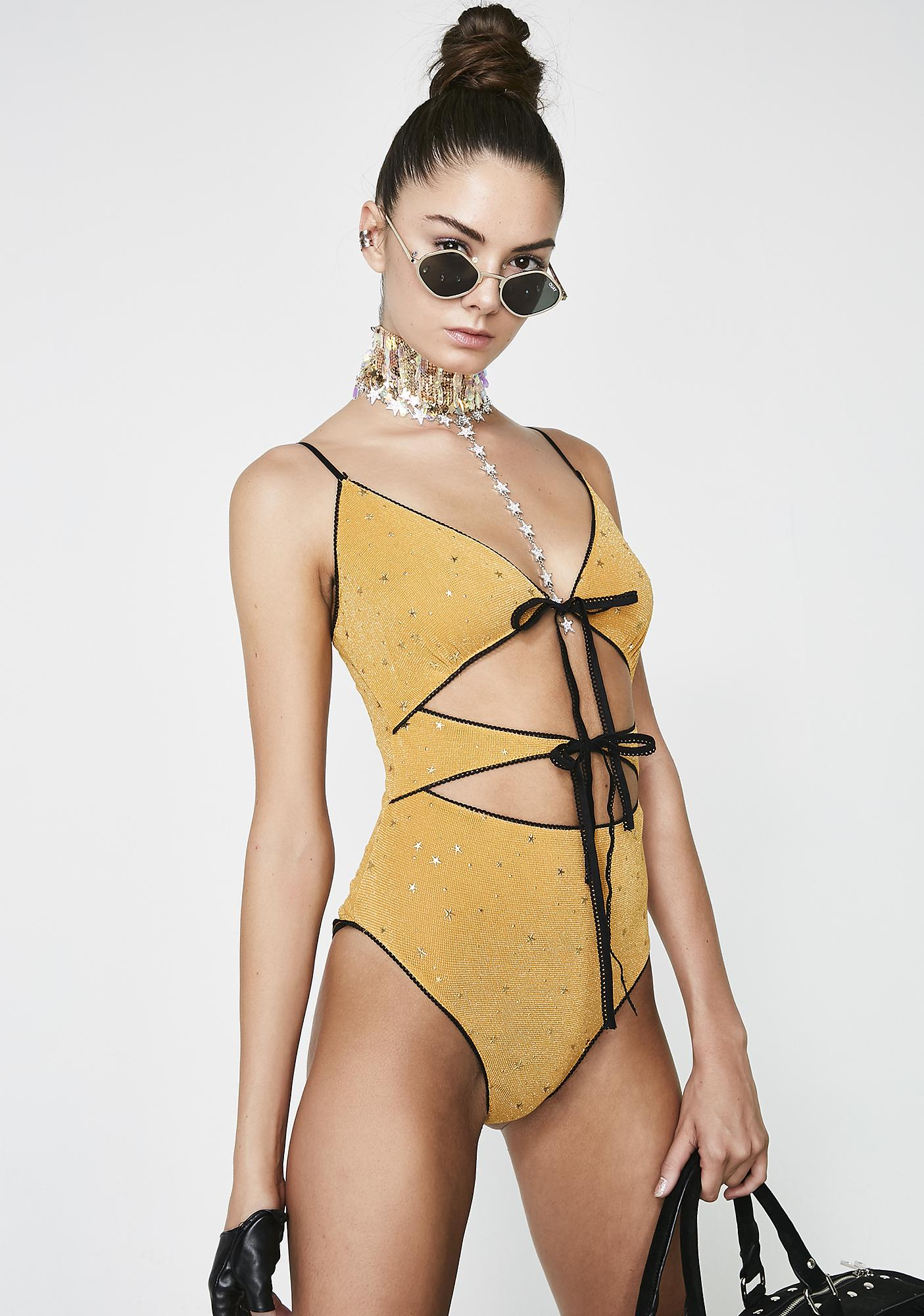 Starfire Bodysuit